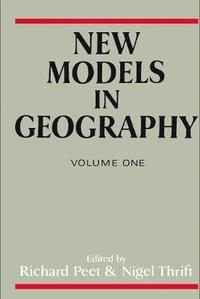 bokomslag New Models in Geography - Vol 1