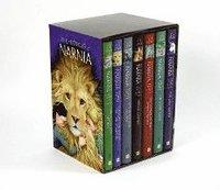 bokomslag Chronicles of Narnia Boxed Set: 7 Volumes