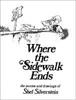 bokomslag Where the Sidewalk Ends: Poems & Drawings