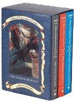 bokomslag A Series of Unfortunate Events Box: The Dilemma Deepens (Books 7-9)