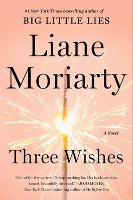 bokomslag Three Wishes