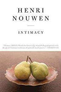 bokomslag Intimacy
