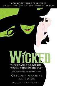 bokomslag Wicked Musical Tie In Edition