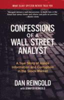 bokomslag Confessions of a Wall Street Analyst
