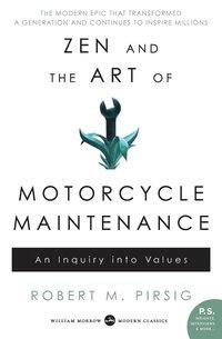 bokomslag Zen And The Art Of Motorcycle Maintenance