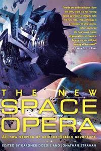bokomslag The New Space Opera