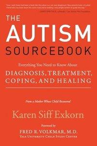 bokomslag The Autism Sourcebook