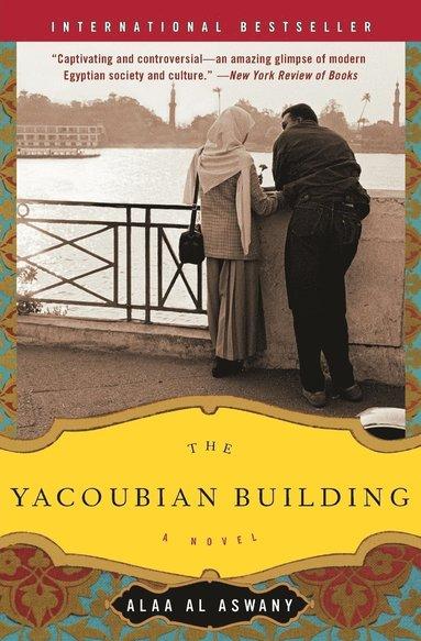 bokomslag The yacoubian building