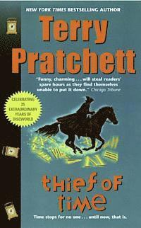 Thief of time : a novel of discworld