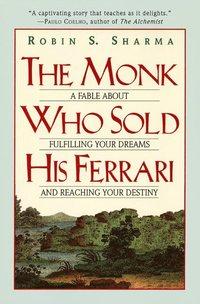 bokomslag The monk who sold his Ferrari