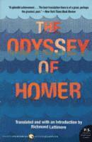 bokomslag The Odyssey of Homer