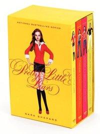 bokomslag Pretty Little Liars Box Set: Books 1 to 4