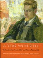 bokomslag A Year with Rilke