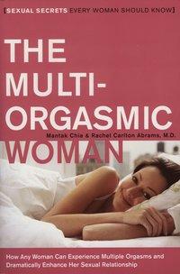 bokomslag Multi-Orgasmic Woman, The