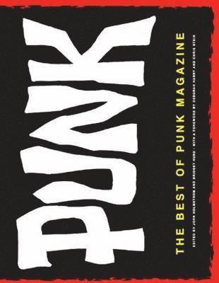 bokomslag The Best of Punk Magazine