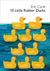 bokomslag 10 Little Rubber Ducks Board Book