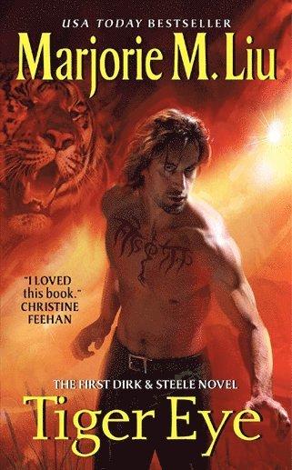 bokomslag Tiger Eye
