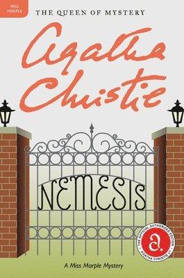 bokomslag Nemesis: A Miss Marple Mystery