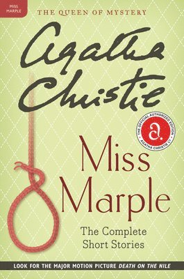 bokomslag Miss Marple: The Complete Short Stories: A Miss Marple Collection