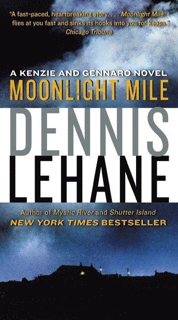 bokomslag Moonlight Mile