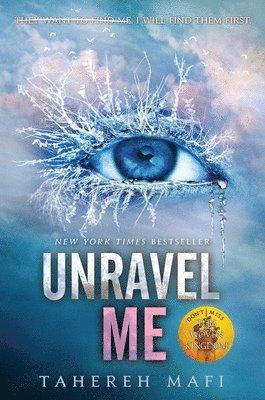 bokomslag Unravel Me