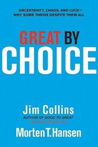 bokomslag Great By Choice