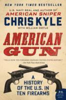 bokomslag American Gun
