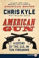 bokomslag American Gun: A History of the U.S. in Ten Firearms