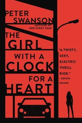 The Girl with a Clock for a Heart 1