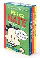 bokomslag Big Nate Triple Play: Big Nate in a Class by Himself/Big Nate Strikes Again/Big Nate on a Roll