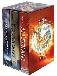 bokomslag Divergent Series 3 Books Box Set