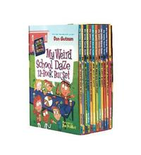 bokomslag My Weird School Daze 12-Book Box Set