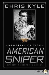 bokomslag American Sniper LP