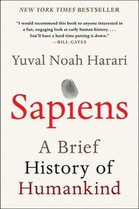 bokomslag Sapiens