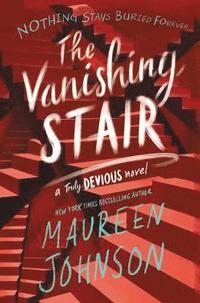 bokomslag The Vanishing Stair