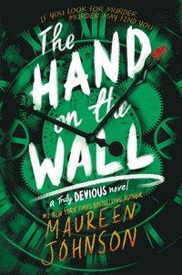 bokomslag The Hand on the Wall