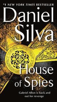 bokomslag House Of Spies