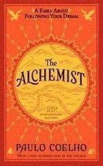bokomslag The Alchemist 25th Anniversary Edition