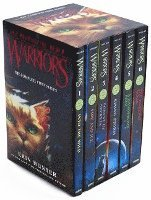 bokomslag Warriors Box Set