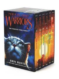 bokomslag Warriors: Power of Three Box Set: Volumes 1 to 6