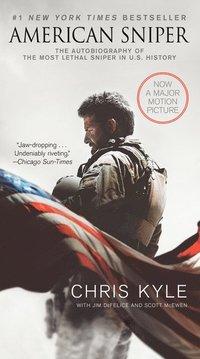 bokomslag American Sniper (Film Tie-In)