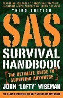 bokomslag SAS Survival Handbook, Third Edition: The Ultimate Guide to Surviving Anywhere