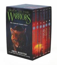 bokomslag Warriors: Omen of the Stars Box Set: Volumes 1 to 6