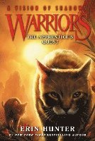 bokomslag Warriors: a vision of shadows #1: the apprentices quest