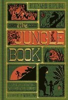 bokomslag The Jungle Book (Illustrated with Interactive Elements)