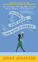 bokomslag The Girl Who Saved the King of Sweden-Int Edition