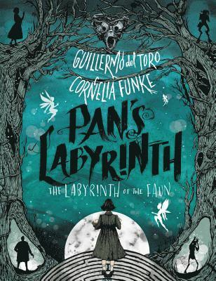 bokomslag Pan's Labyrinth: The Labyrinth of the Faun