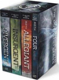 bokomslag Divergent Series Set: Divergent, Insurgent, Allegiant, Four