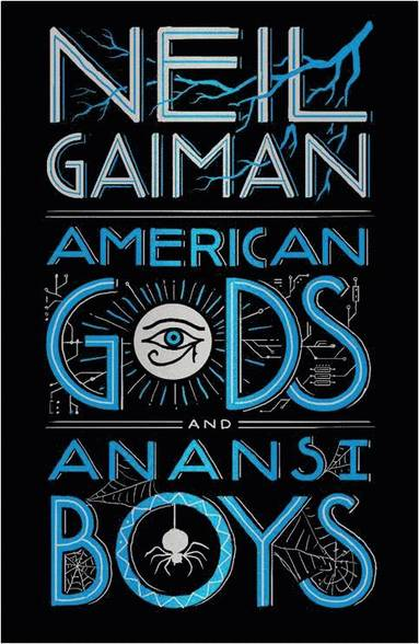 bokomslag American Gods and Anansi Boys Leather Bindup Edition