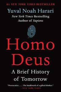 bokomslag Homo Deus